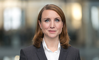 Alexandra Hachmeister, Chief Regulatory Officer