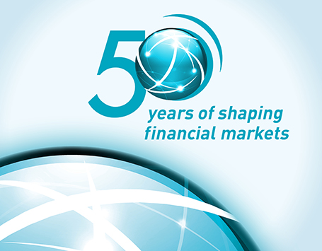 50 years of Clearstream